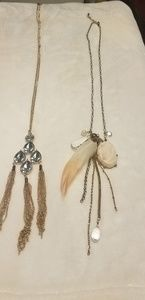 Jewelry - Long chain necklaces